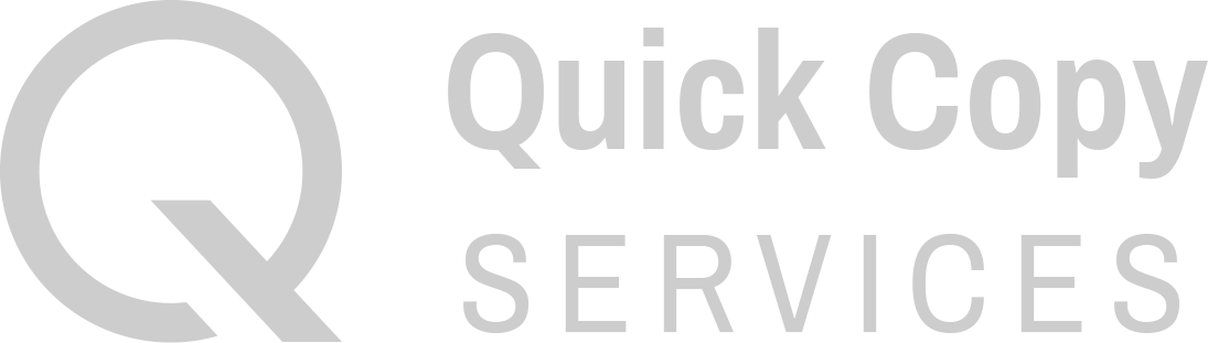 Quick Copy Services